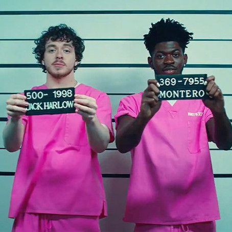 """Lil Nas X and Jack Harlow Debut New Track """"Industry Baby"""" Alongside Wild Music Video"""