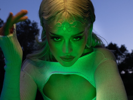 "Moxie Raia Shares New Single ""Love Language"" Alongside Sensual Music Video"