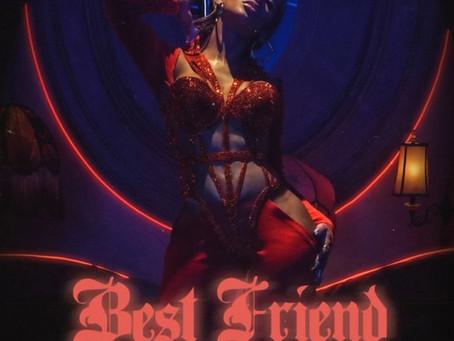 """Saweetie and Doja Cat Tap Stefflon Don for """"Best Friend"""" Remix"""