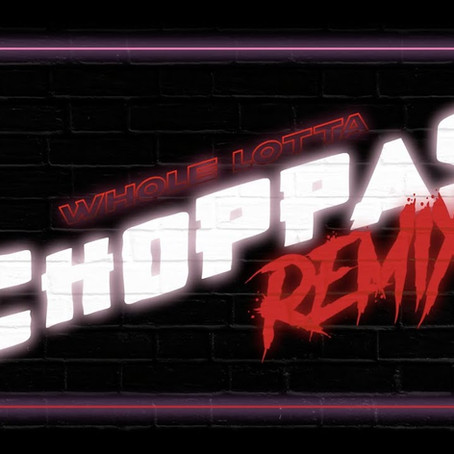 "New Mom Nicki Minaj Featured on Remix of Popular TikTok Song ""Whole Lotta Choppas"""
