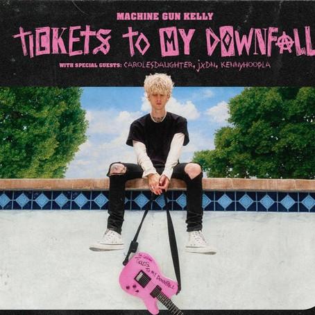 Machine Gun Kelly Announces 'Tickets to My Downfall' Tour