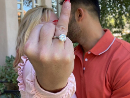 Britney Spears Announces She's Engaged