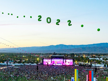 Coachella Officially Sets Dates for 2022