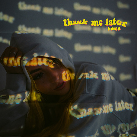 """Rising Artist KINGS Releases New Single """"thank me later"""""""