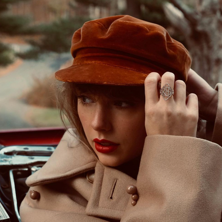 Taylor Swift Will Reissue 2012 'Red' Album This Year