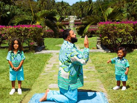 DJ Khaled Drops 'KHALED KHALED' Album