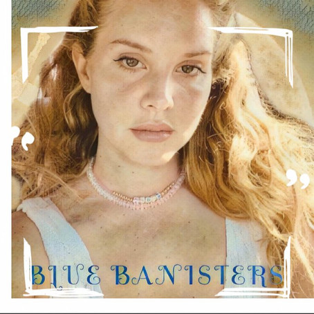 Lana Del Rey Announces Release Date of New Album 'Blue Banisters'