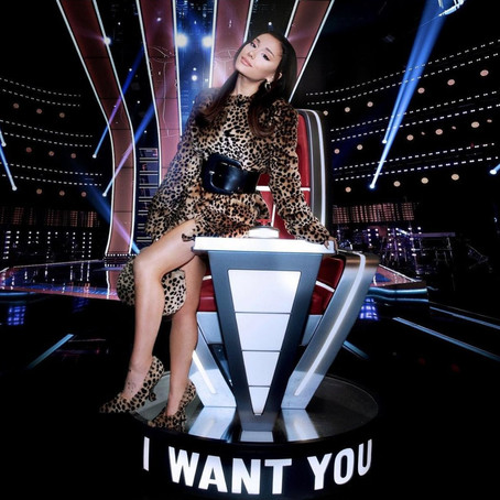 Ariana Grande Will Be a Judge on 'The Voice' Next Season