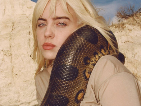 "Billie Eilish Shares New Single and Video ""Your Power"" Off 'Happier Than Ever' Album"