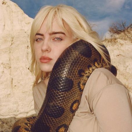 """Billie Eilish Shares New Single and Video """"Your Power"""" Off 'Happier Than Ever' Album"""