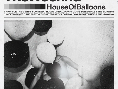 The Weeknd Launches 'House of Balloons' Reissue for its 10th Anniversary