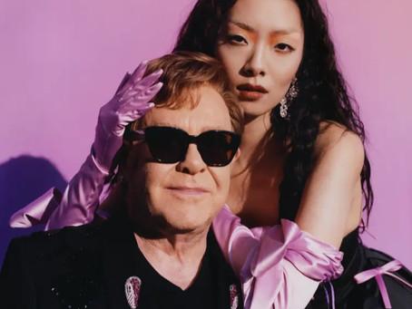 """Rina Sawayama and Elton John Duet on """"Chosen Family"""" Remix"""