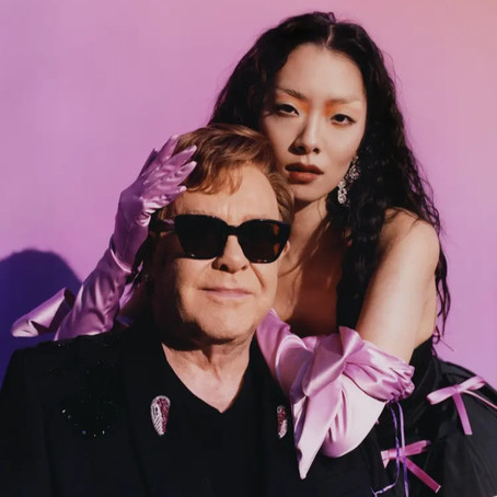 "Rina Sawayama and Elton John Duet on ""Chosen Family"" Remix"