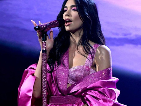 Dua Lipa's 'Future Nostalgia' Wins Best Pop Vocal Album at Grammy Awards