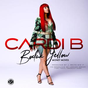 Cardi B Becomes the First Woman Rapper to Earn a Diamond Single
