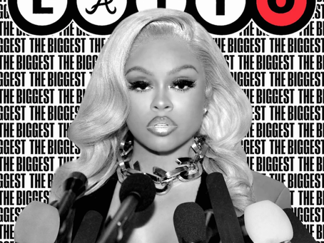 """Latto Addresses Her Name Change on New Track """"The Biggest"""""""