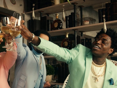 "Kodak Black Shares New Song and Video ""Easter in Miami"""