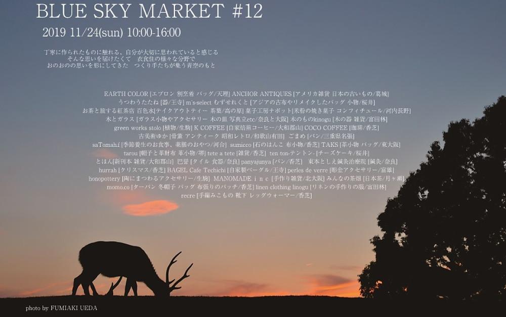 BLUE SKY MARKET #12