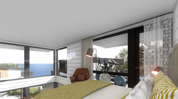B makuuhuone