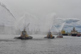 Фестиваль ледоколов