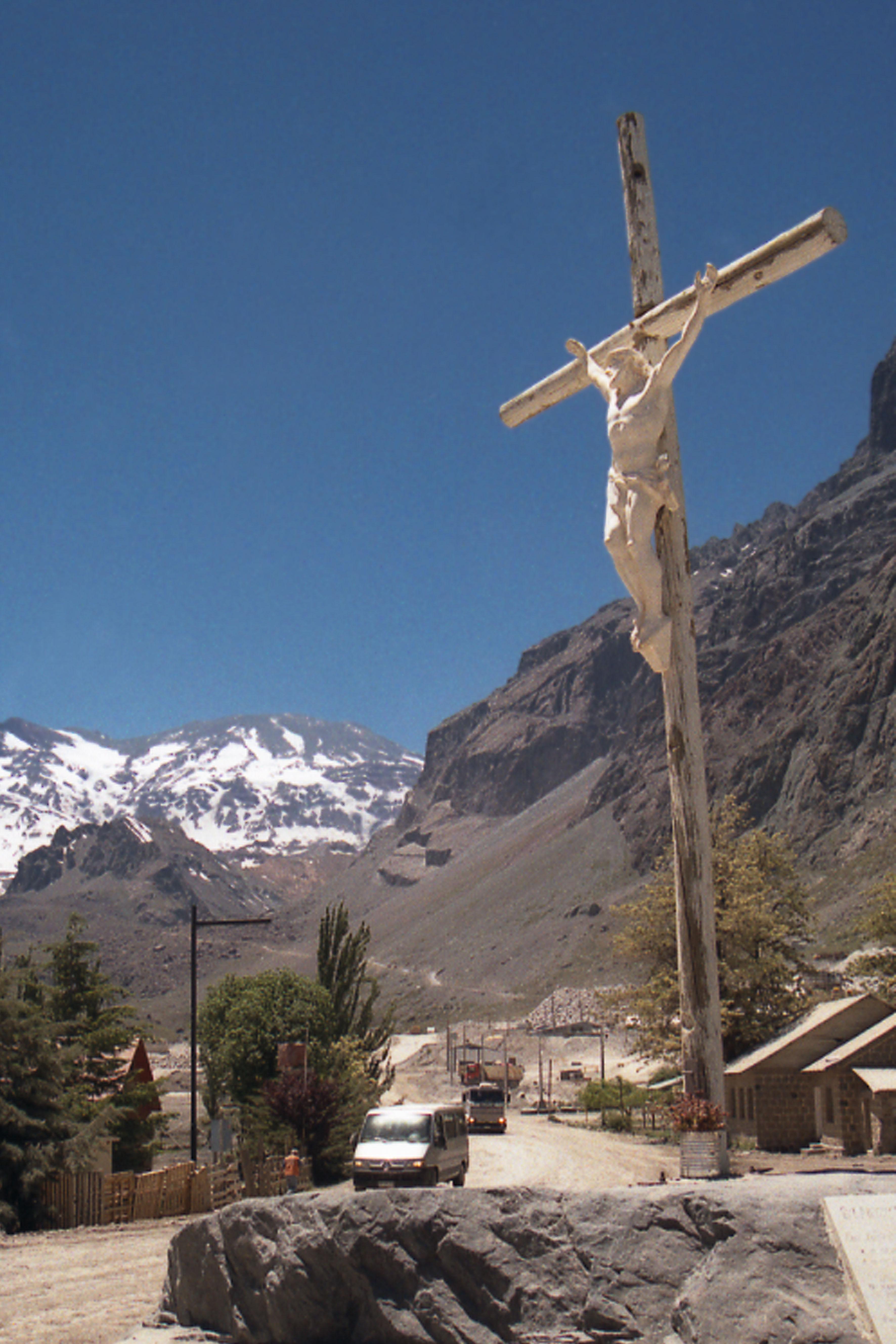 Анды. Чили. 2008