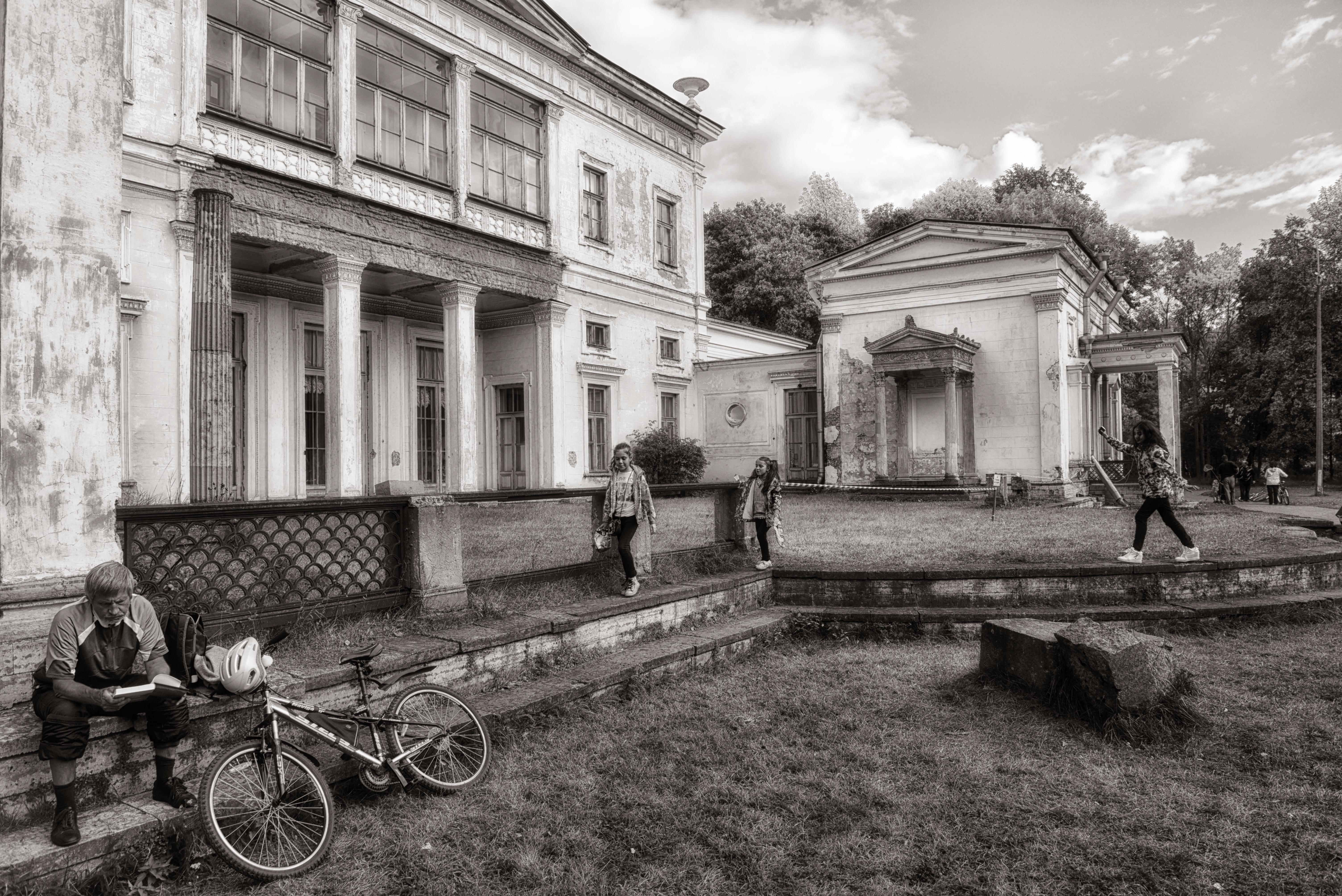 Сергиевка - Петергоф - сентябрь 2015