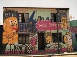 Сантьяго де Чили. 2007