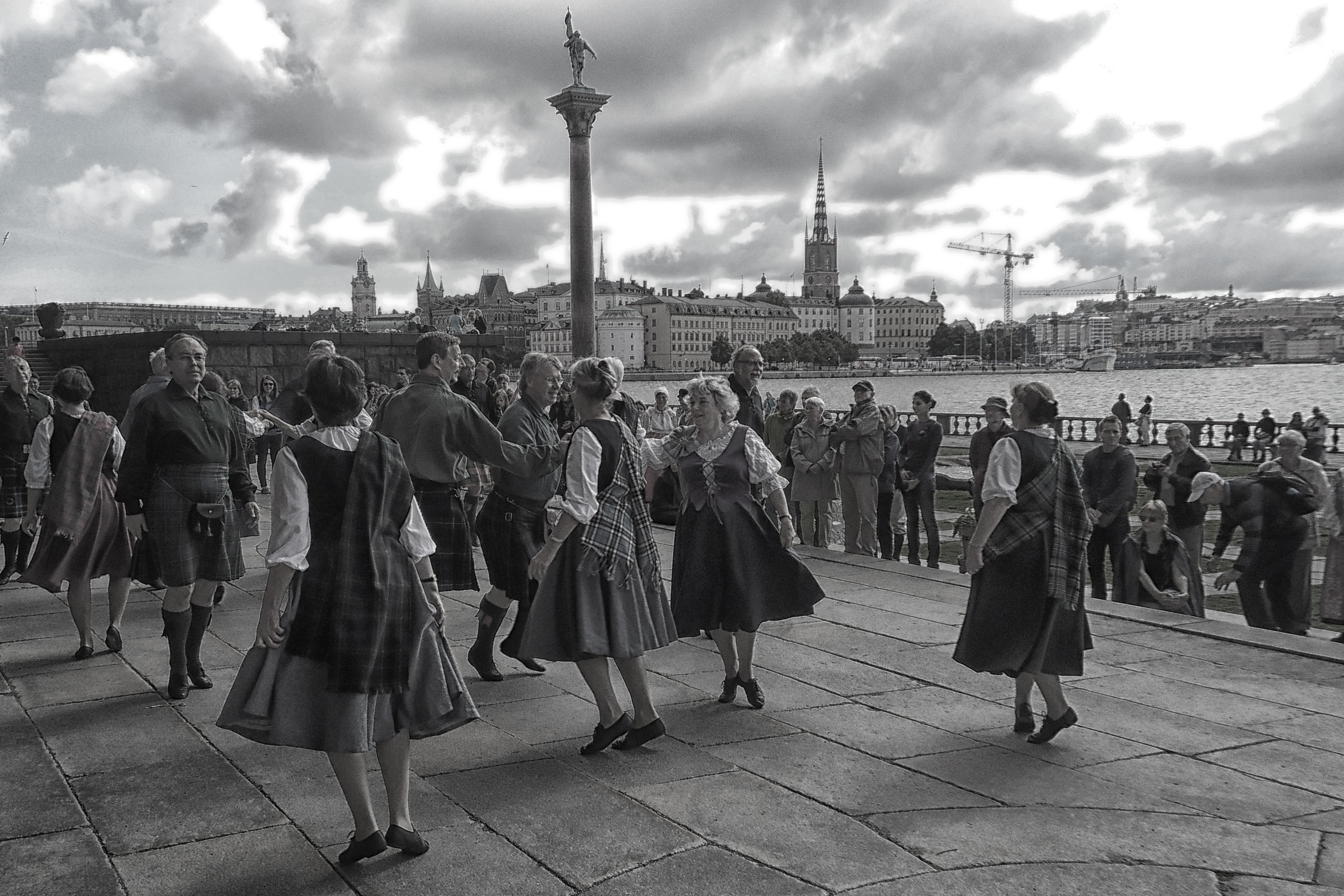 Стокгольм - август 2012