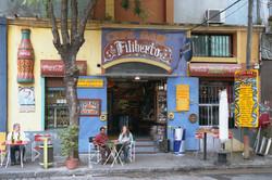 Буэнос-Айрес. Ла Бокка. 2008