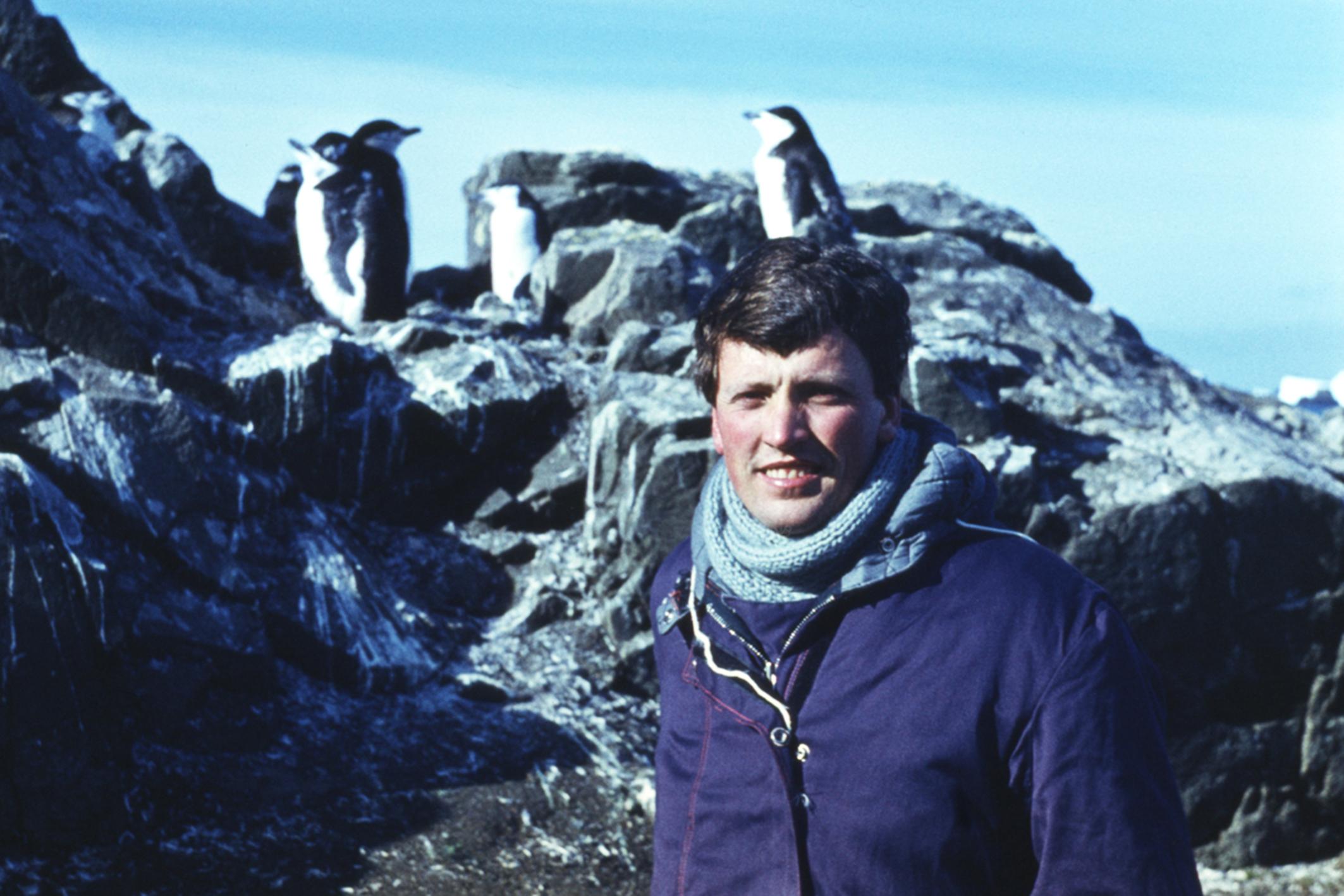 Антарктика. 1987