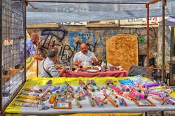 Продавец калейдоскопов. Буэнос-Айрес