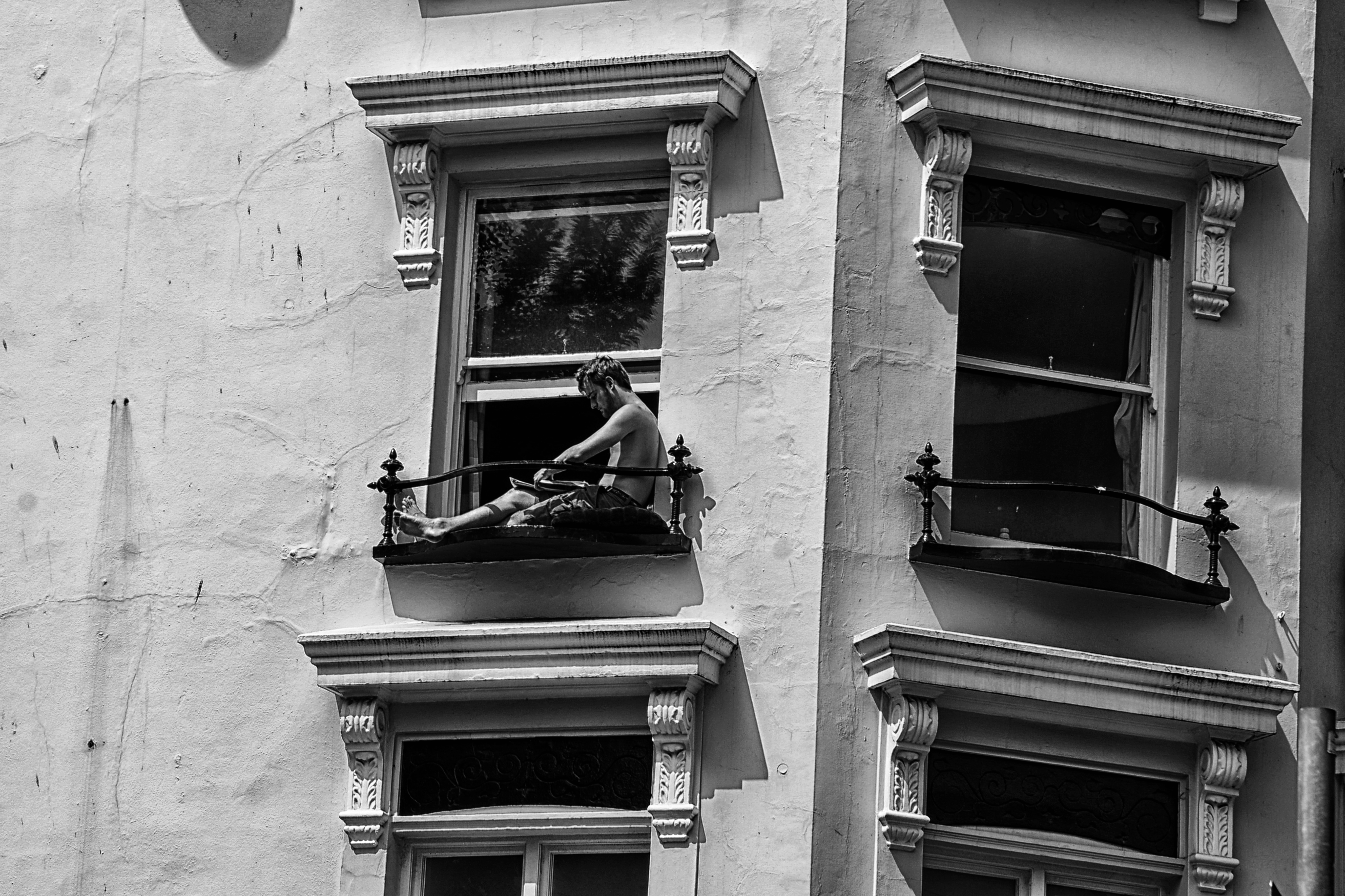 Окна Брайтона. 2013