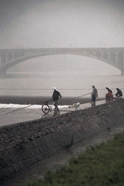 Лоянь. Китай. 2008