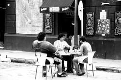 Maradona. La Boca.  Buenos Aires