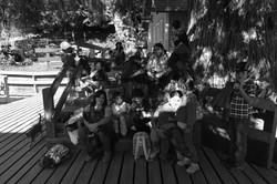 Nahuel Huapi Lake. Viktoria Island