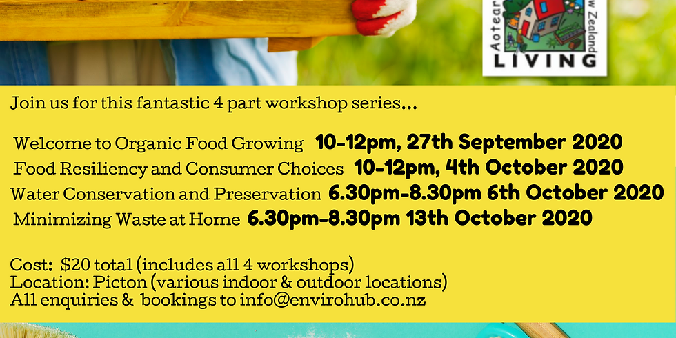 Future Living Skills Workshop