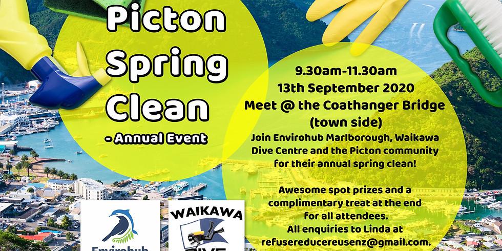 Picton Spring Clean