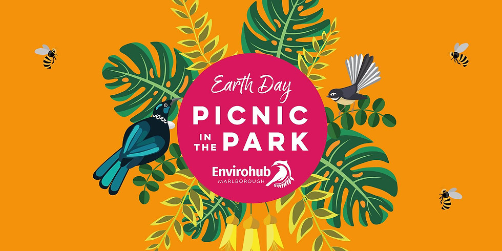 Earth Day, Picnic in the Park