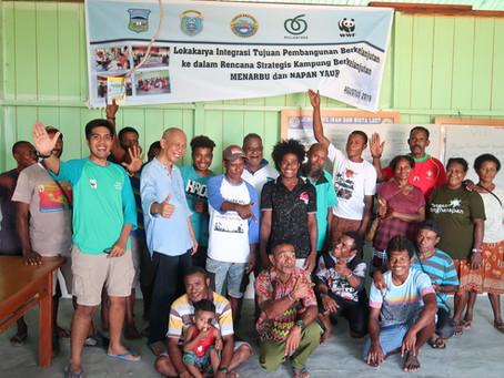 Workshop on Village Strategic Planning Towards Sustainable Development