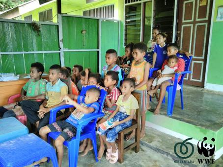 Kunjungan Virtual Anak-anak Menarbu ke Herbarium Bandungense SITH ITB