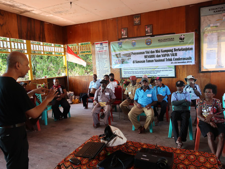 Workshop for Indigenous Communities: Visioning Towards Sustainable Village