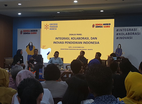 Indonesia Education Conference 2019: Education for All