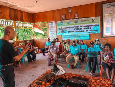 Lokakarya untuk Komunitas Lokal: Visioning menuju Kampung Berkelanjutan
