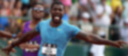 Justin Gatlin Sets New Record