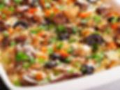 Mushroom & Mixed Vegetable Casserole
