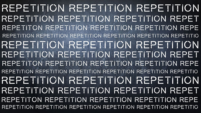The Importance of Repetition in the Bible