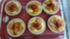Peach Cuplettes Recipe