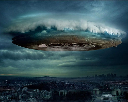 Are UFO's in the Bible?
