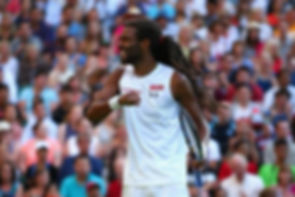 Dustin Brown defeats Rafael Nadal - Wimbledon 2015