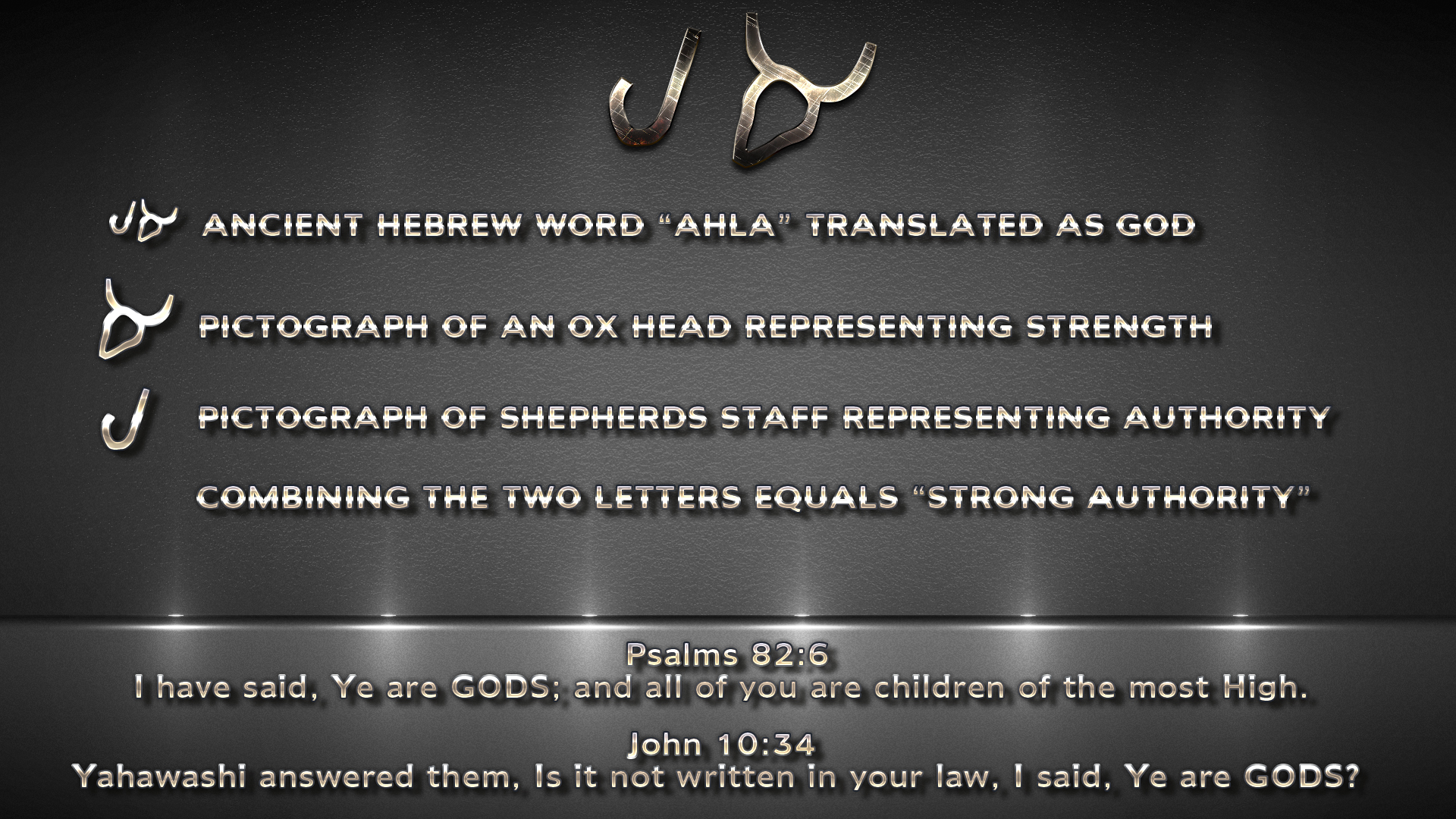 TRUTH GRAPHICS | ISRAELITE LIVING